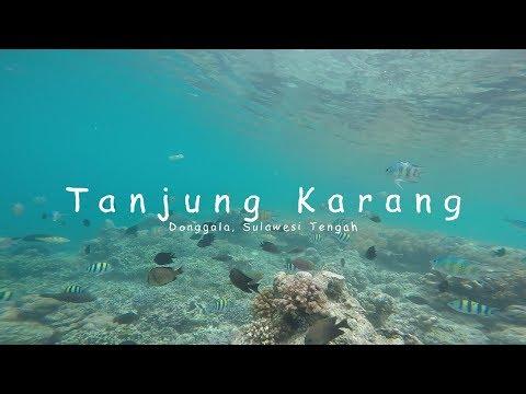 Tanjung Karang - Donggala, Sulawesi Tengah
