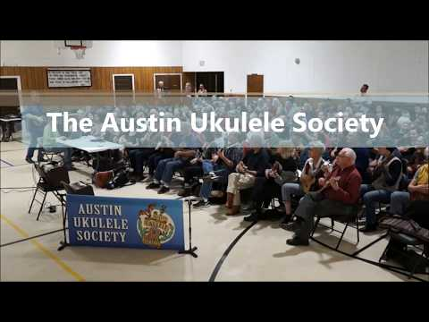 Your Cheatin' Heart / Cold, Cold Heart (Hank Williams cover), Austin Ukulele Society