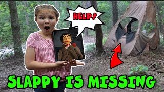 Slappy Is Missing! Should We Save Him?
