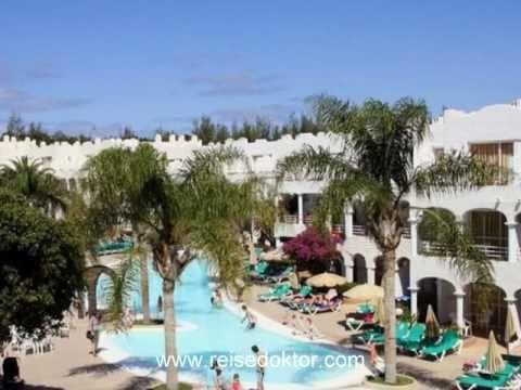 Familienhotel Fuerteventura: 4* Sotavento Beach Club, Costa Calma - YouTube