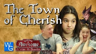 Dungeons and Dragons The Town of Cherish - Heroes of Awesome Chapter 20
