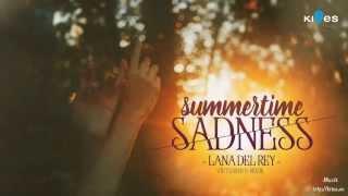 Lyrics - Vietsub    Lana Del Rey - Summertime Sadness