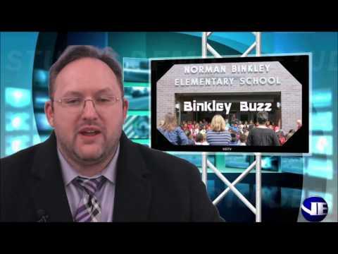 Binkley Buzz Episode 1