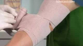 How to Bandage an Elbow