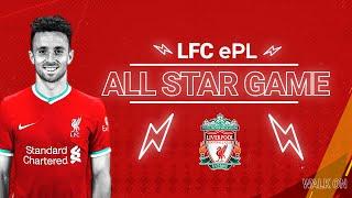 Diogo Jota vs Tekkz & Stingrayjnr | 'LFC ePL All-Star Game'