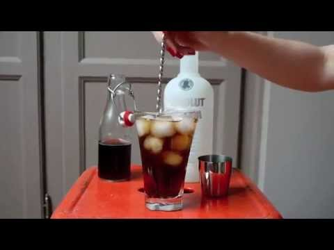 Absolut Vanilla Coca