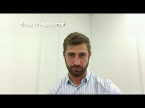 The Deep Dive - Episode 5:  Adam Scott on Restorative Justice
