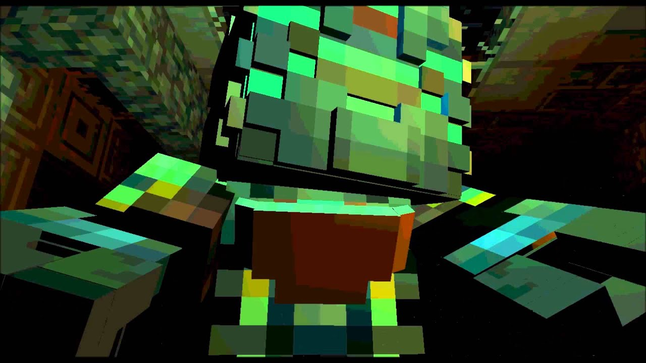 Dead Space Minecraft Animation