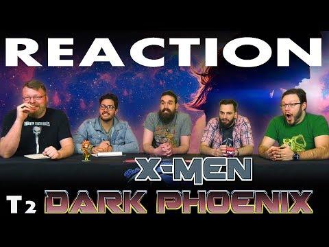 Dark Phoenix | Official Trailer 2 REACTION!!