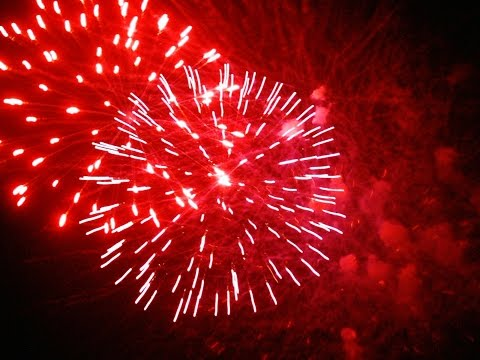 Trinidad and Tobago's 52nd Independence Day Fireworks Display 2014, Port of Spain