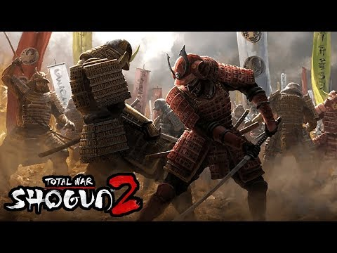 Total War: Shogun 2 - Такэда #1