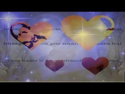Bheegi Palkoun Par  - Babbu Maan - With Lyrics & English Translation