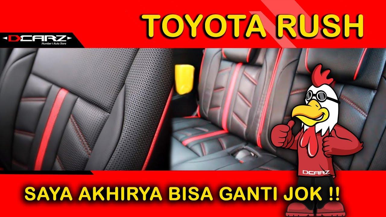 Gambar Modifikasi Jok Toyota Rush Terlengkap Modifikasi Mobil Sedan