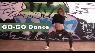 GO-GO dance. (LIFE BEAT STUDIO)