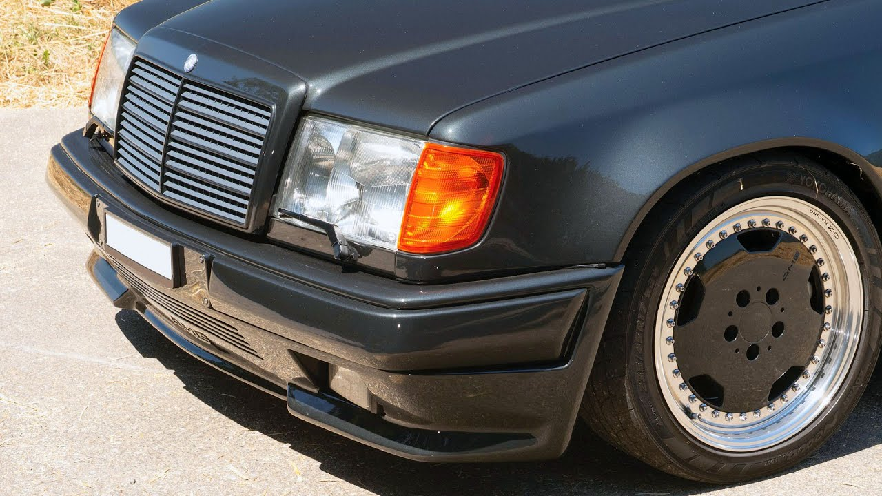Mercedes W124 300ce Amg