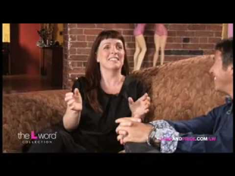Udi Behr and Cynthia Summers L Word Interview