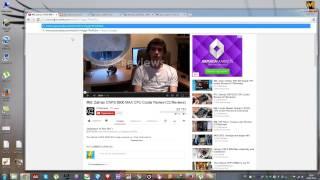 Видео урок  Как скачать видео с youtube Ютюба