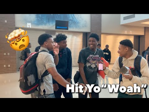 """WOAH"" BATTLE 