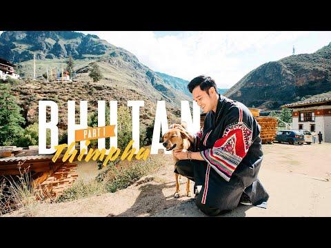 Thăm Quốc Gia Hạnh Phúc Nhất Thế Giới (Bhutan Part 1) - Quang Vinh Passport