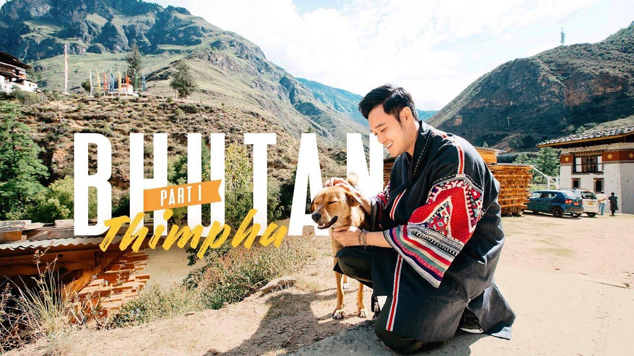 Thăm Quốc Gia Hạnh Phúc Nhất Thế Giới (Bhutan Part 1) – Quang Vinh Passport