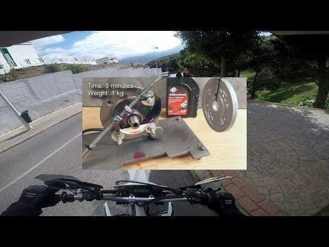 VLOG 14 :Valve Adjustment, Motor Oil Quality test, Motovloggers Meeting