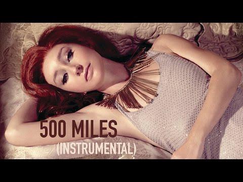 500 Miles (instrumental + sheet music) - Tori Amos