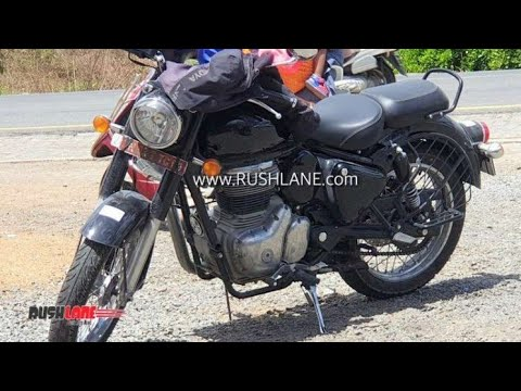 2020 BS6 Royal Enfield Classic spied up close – New details | No Vibration