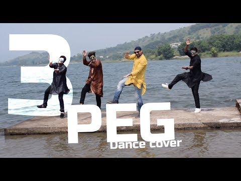 3 Peg Sharry Mann |Bhangra | Dance Cover | kunal DFS | Latest Punjabi