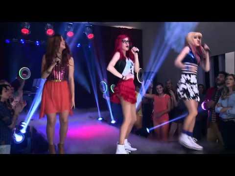 Violetta 3 - Roxy, Camilla e Francesca cantano
