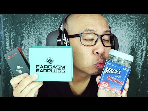 Best Noise Reducing Earplugs - Vibes, Eargasm, 3M Peltor, and Mack's Review
