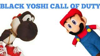 SML PARODY: Black yoshi Call of duty ww2