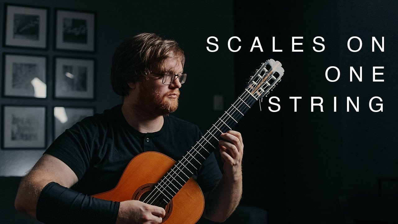 Download Why you should be playing scales on one string