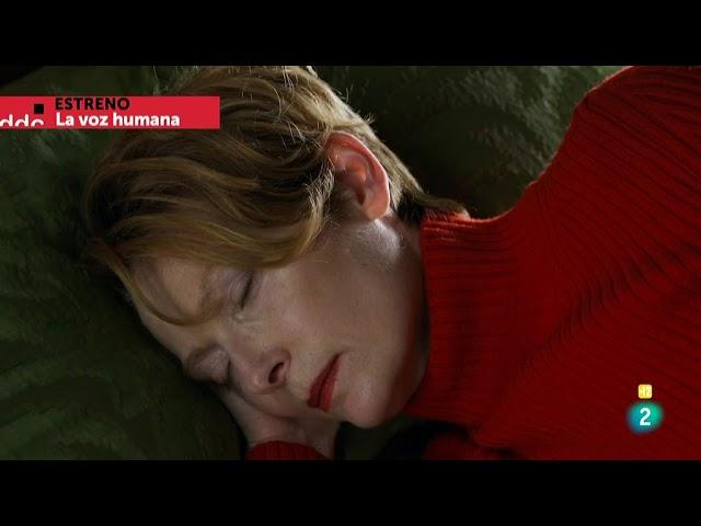 La voz humana. Días de Cine. TVE