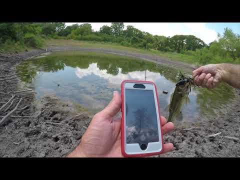 Fort Hood Secret Training Area Fishing