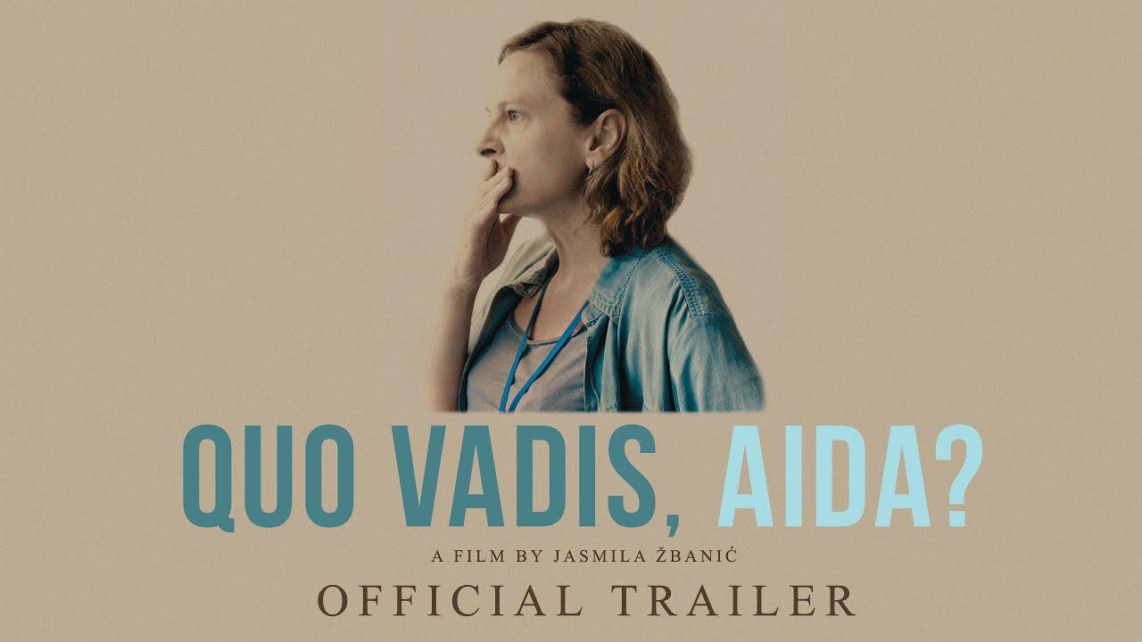 Mary D. Fisher Theatre presents 'Quo Vadis, Aida?' April 9-15