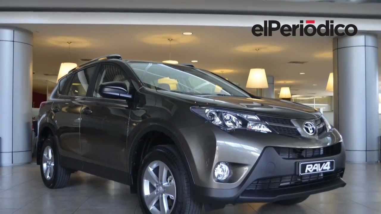 Cofi 241 O Stahl Trae La Nueva Toyota Rav 4 2013 Youtube