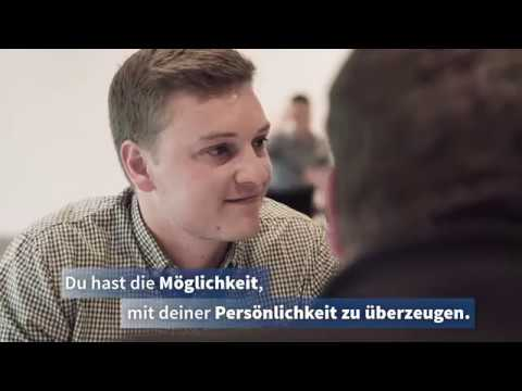 ausbildung speed dating