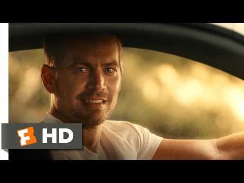 Furious 7 (10/10) Movie CLIP - The Last Ride (2015) HD