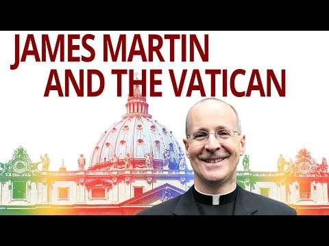 The Vortex—James Martin and the Vatican