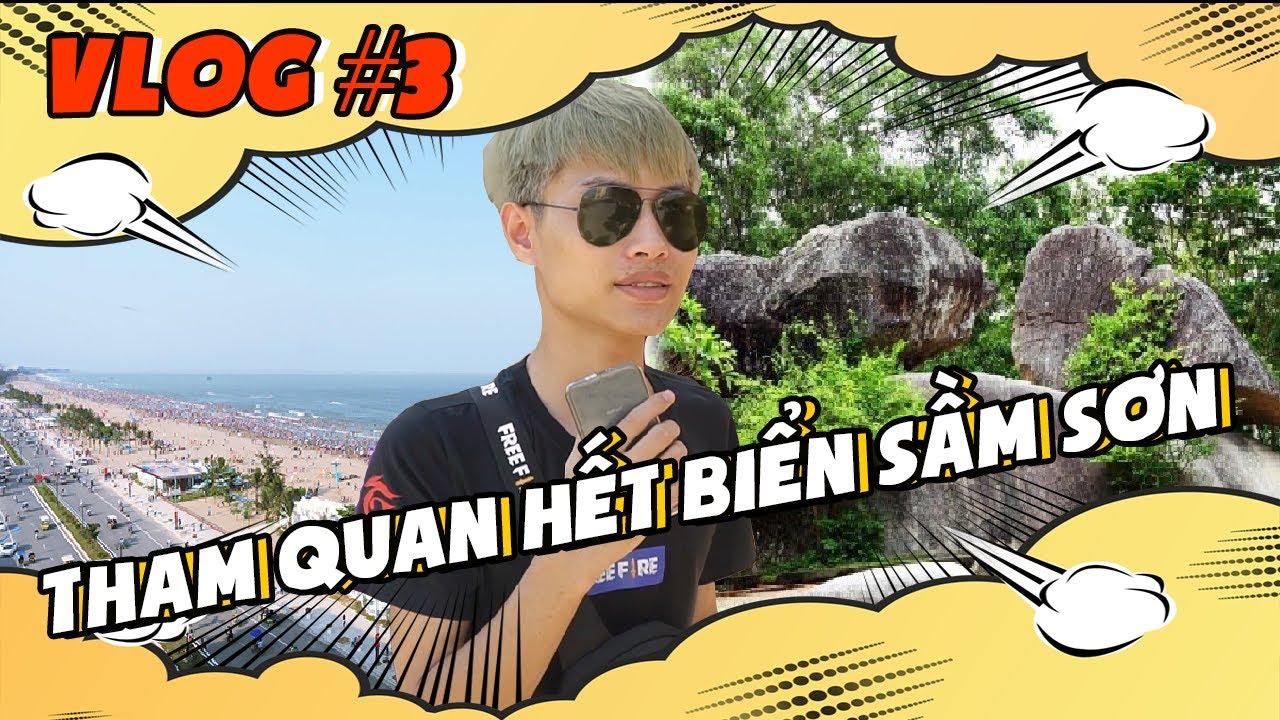 MốcVLOG#12 Sầm Sơn Buổi Sáng Có Gì - Carnival Sầm Sơn 2020 |Thành Mốc