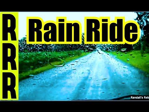 RAIN ON CAR = CAR SOUNDS + RAIN SOUNDS = DRIVING IN RAIN 3 Hours of RAIN SOUND EFFECT / ASMR SLEEP