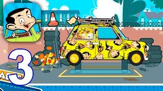 Mr Bean - Special Delivery - Walkthrough Gameplay Part 3 OFFICIAL Mr Bean Game (IOS ANDROID)