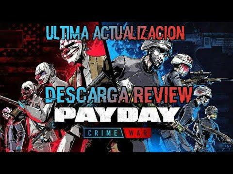 Descarga/Review payday ultima actualizacion (pre-version final)