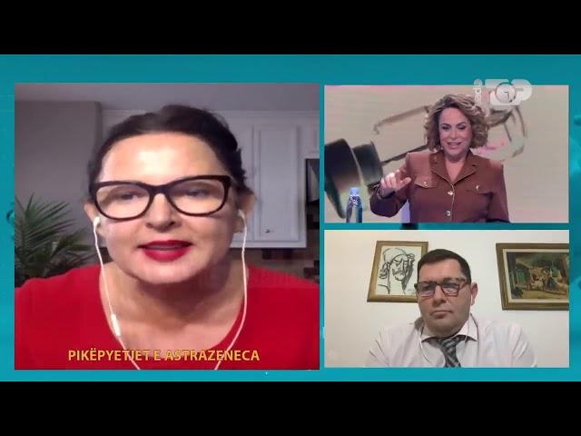 Mjekët Fandi, Muzina dhe Troci  përplasen  për rolin e gazetarëve dhe llojet e vaksinave