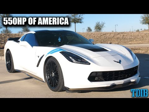 Sold a Mustang, Built a Supercharged C7 Corvette