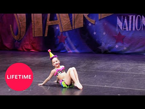 "Dance Moms: Mackenzie's Acrobatic Solo ""The Party Starts Now"" (Season 2) 