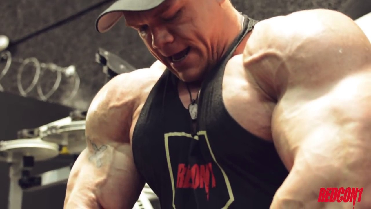 Download Dallas McCarver  - Chest Workout 2016