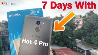 Infinix Hot 4 Pro Full Indepth Review After 7 Days Of Use | Data Dock