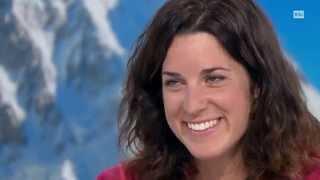 Tamara Lunger, alpinismo a cuore aperto
