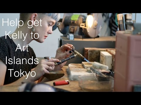 Get Kelly to Art Islands Tokyo 2016